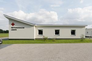 Neubau Rettungswache Weyhe